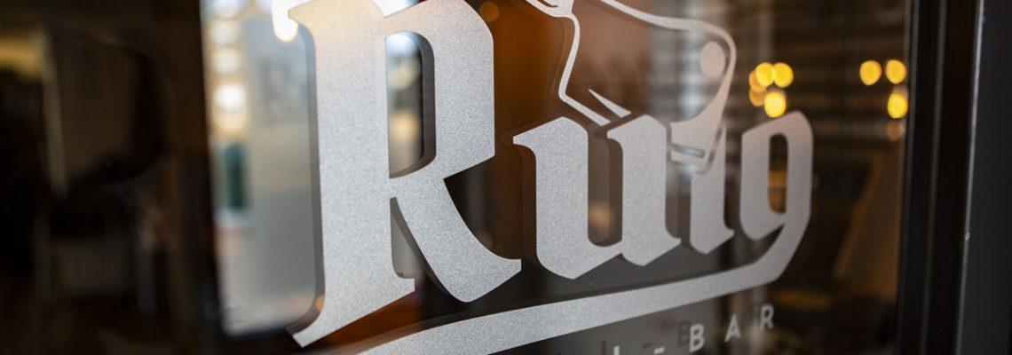 Grillbar Ruig Katwijk logo